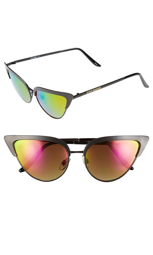 Steve Madden Cat Eye Sunglasses